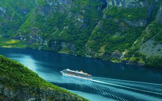 Croisière Fjords - Copyright Costa
