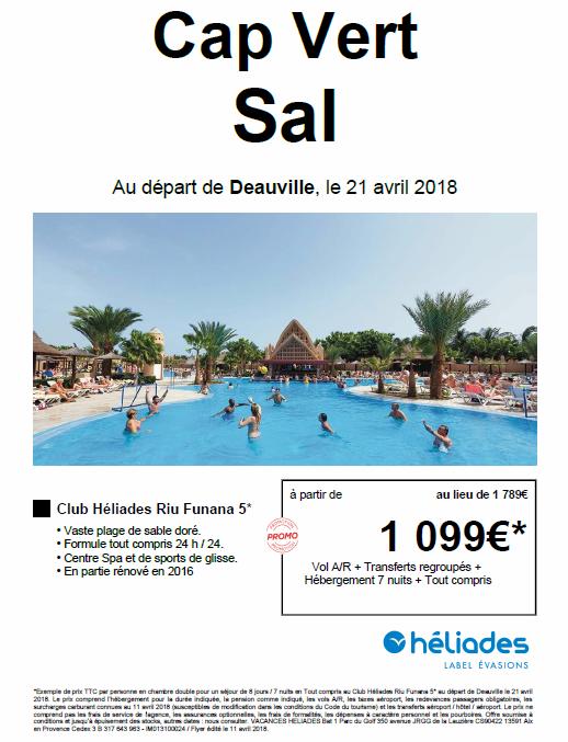 Cap Vert Deauville Normandie