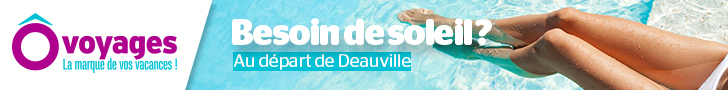 OVOYAGES Deauville-Normandie