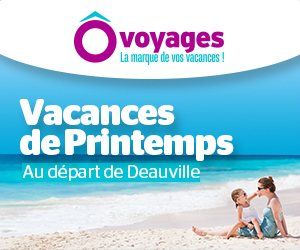 ÔVoyages Deauville-Normandie