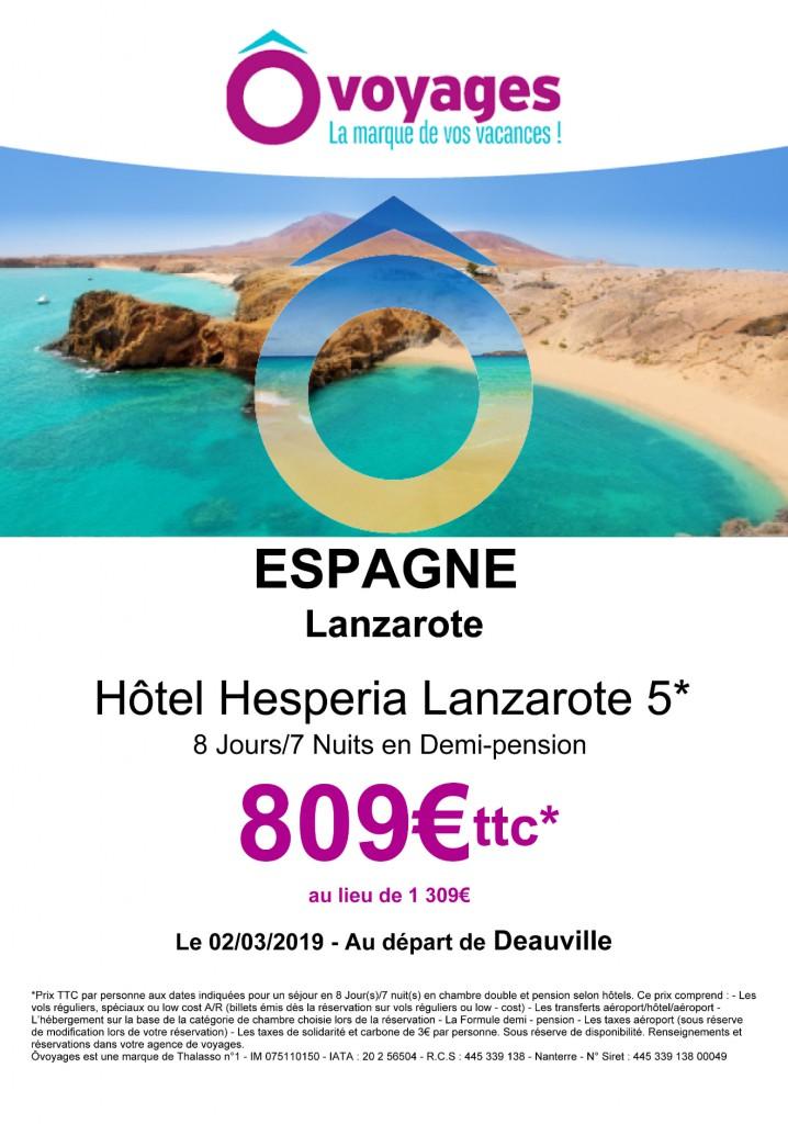 DOL ACE 02-03 Hesperia Lanzarote