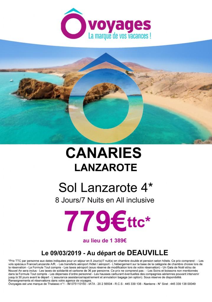 DOL ACE 09-03 Sol Lanzarote