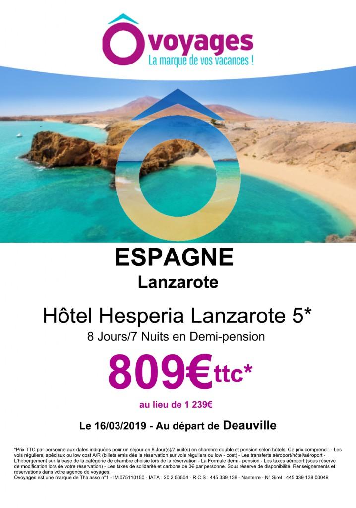 DOL ACE 16-03 Hesperia Lanzarote