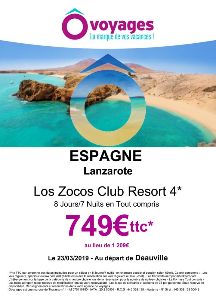 DOL ACE 23-03 Los Zocos Club Resort