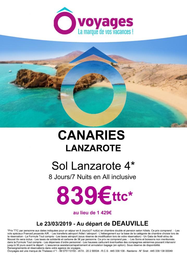 DOL ACE 23-03 Sol Lanzarote