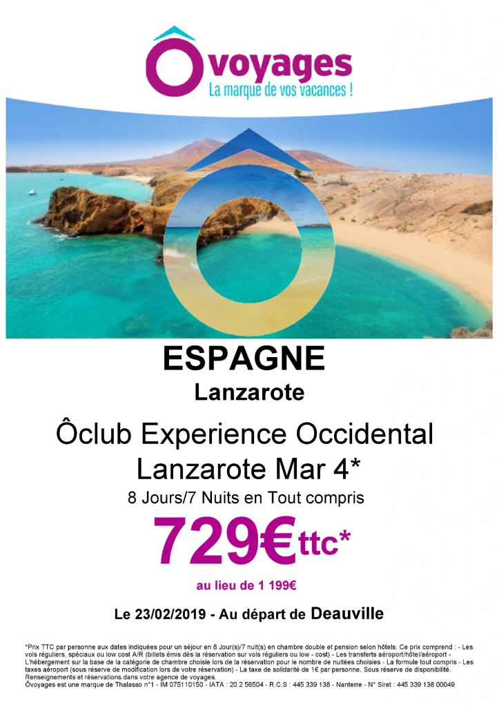 OVOYAGES exp occidentale